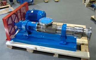 PC800 Heavy Duty – Low Speed Pump